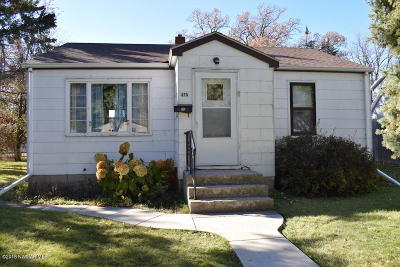 Thief River Falls Single Family Home For Sale: 415 Tindolph Avenue S