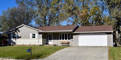 Thief River Falls Single Family Home For Sale: 815 Alice Drive