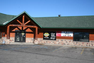 Commercial For Sale: 119 Paul Bunyan Drive NW #Suite B