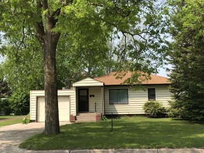 Crookston Single Family Home For Sale: 626 Washington Avenue