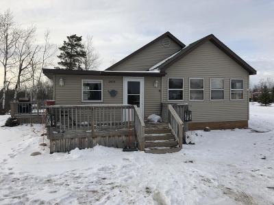 Bemidji MN Single Family Home For Sale: $139,900