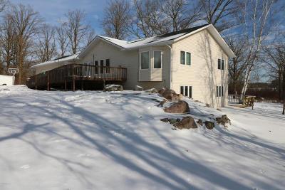Laporte MN Single Family Home For Sale: $269,900