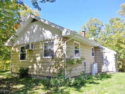 Tenstrike MN Single Family Home For Sale: $179,900