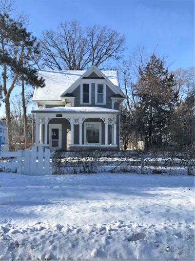 Single Family Home For Sale: 1001 Minnesota Avenue NW