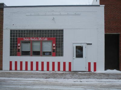 Greenbush MN Commercial For Sale: $95,000