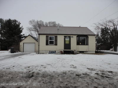 Bemidji Single Family Home For Sale: 2902 Irvine Avenue NW