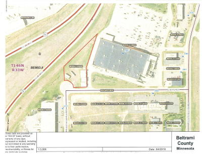 Commercial For Sale: Johanneson Avenue NW #Lot 2,