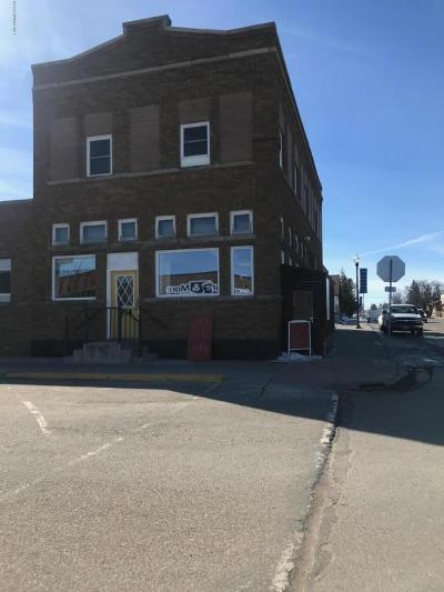 Commercial For Sale: 104 Center Street W