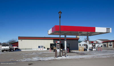 Newfolden MN Commercial For Sale: $229,000