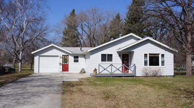 Thief River Falls Single Family Home For Sale: 1303 Arnold Avenue N