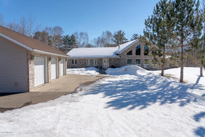 Bemidji MN Single Family Home For Sale: $329,900