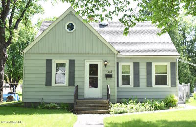 Single Family Home For Sale: 324 Tindolph Avenue N