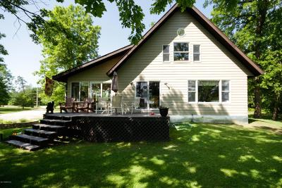 Cass Lake MN Single Family Home For Sale: $278,800
