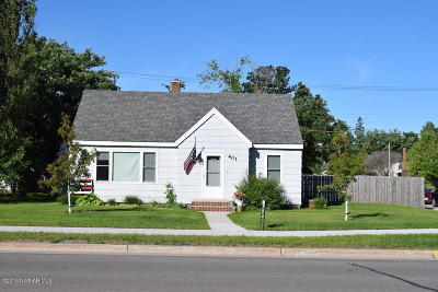 Karlstad Single Family Home For Sale: 401 Main Street S