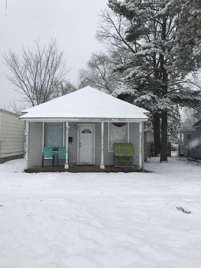 Bemidji Single Family Home For Sale: 915 Minnesota Avenue NW