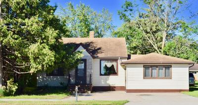Karlstad Single Family Home For Sale: 705 Main Street S
