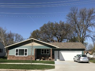 Crookston Single Family Home For Sale: 215 N Hubbard Street