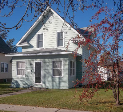 Thief River Falls Single Family Home For Sale: 907 Knight Avenue N