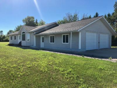 Badger Single Family Home For Sale: 33161 County 2 Road