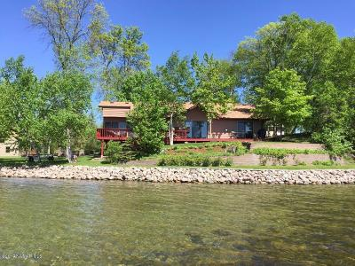 Bemidji MN Single Family Home For Sale: $548,750
