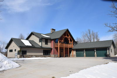 Bemidji MN Single Family Home For Sale: $999,750