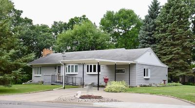 Thief River Falls Single Family Home For Sale: 611 Riverside Avenue S