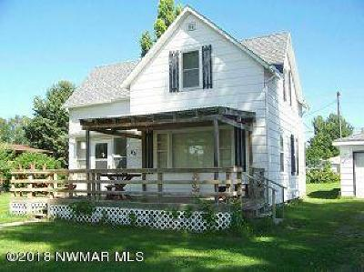 Crookston Single Family Home For Sale: 431 Crescent Avenue