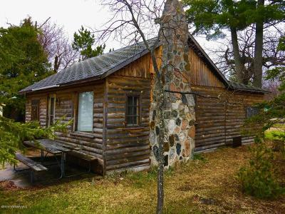 Waskish MN Single Family Home For Sale: $79,500