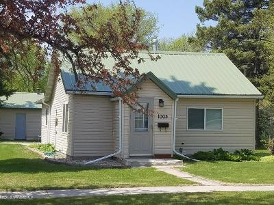 Thief River Falls Single Family Home For Sale: 1003 Knight Avenue N