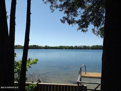 Bemidji Single Family Home For Sale: 20230 Ries Ridge Lane NE