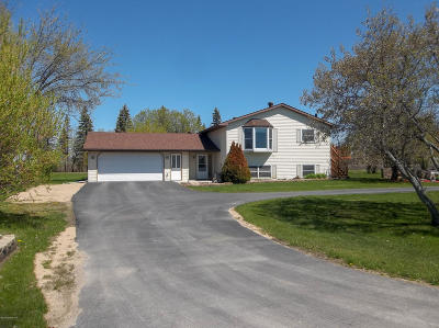 Thief River Falls MN Single Family Home For Sale: $224,900