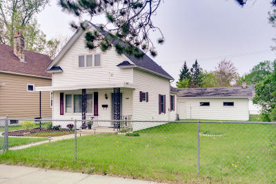 Bemidji Single Family Home For Sale: 909 America Avenue NW