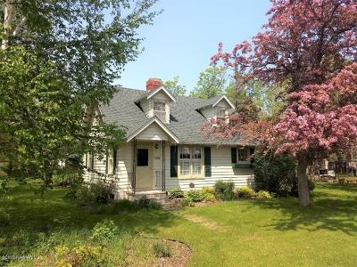 Bagley MN Single Family Home For Sale: $92,500