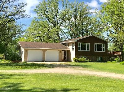 Badger Single Family Home For Sale: 29804 County 114 Road