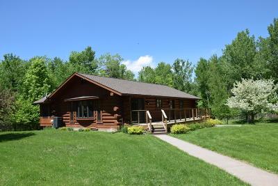 Bemidji Single Family Home For Sale: 10853 Oxford Lane NE