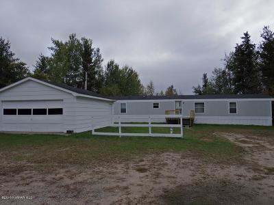 Bemidji Single Family Home For Sale: 2170 Francis Court SE