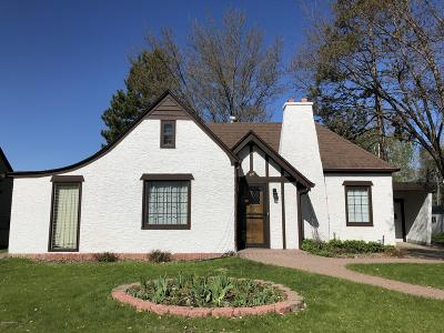 Bagley Single Family Home For Sale: 33 Sand Lake Avenue NW