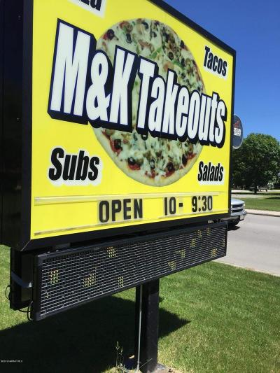 Warroad MN Commercial For Sale: $199,000