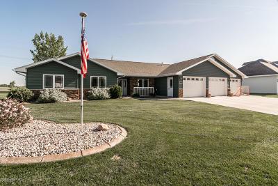 Crookston Single Family Home For Sale: 1633 Cedar Court
