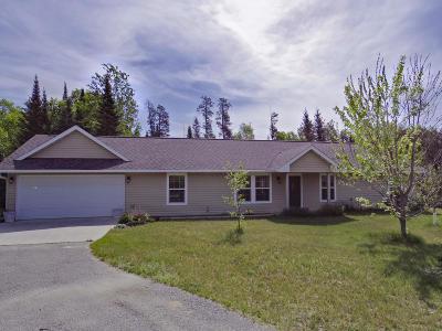 Bemidji Single Family Home For Sale: 5546 Goranson Court NW