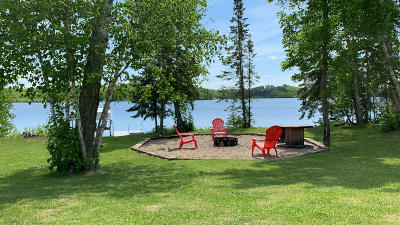 Bemidji Single Family Home For Sale: 20524 Lake Julia Drive