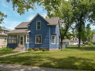 Single Family Home Pending: 612 Labree Avenue N