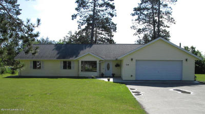 Bemidji Single Family Home For Sale: 714 Lake Avenue SE