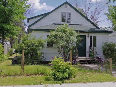 Bemidji Single Family Home For Sale: 1212 America Avenue NW