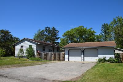 Bemidji Single Family Home For Sale: 218 Stoner Avenue SE