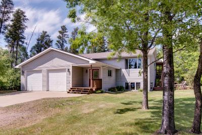 Bemidji Single Family Home For Sale: 9181 Procyon Lane NW