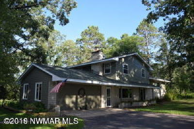 Bemidji Single Family Home For Sale: 714 Jefferson Avenue SW