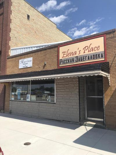Erskine MN Commercial For Sale: $34,000
