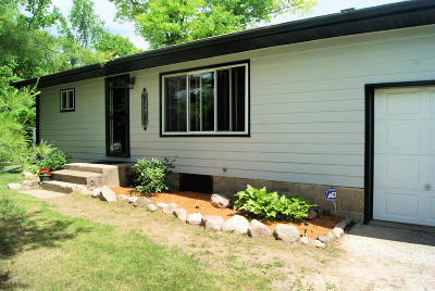 Puposky MN Single Family Home For Sale: $139,900