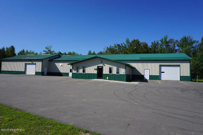 Commercial For Sale: 1398 Carr Lake Road SE
